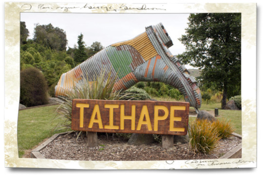 Place Names Taihape