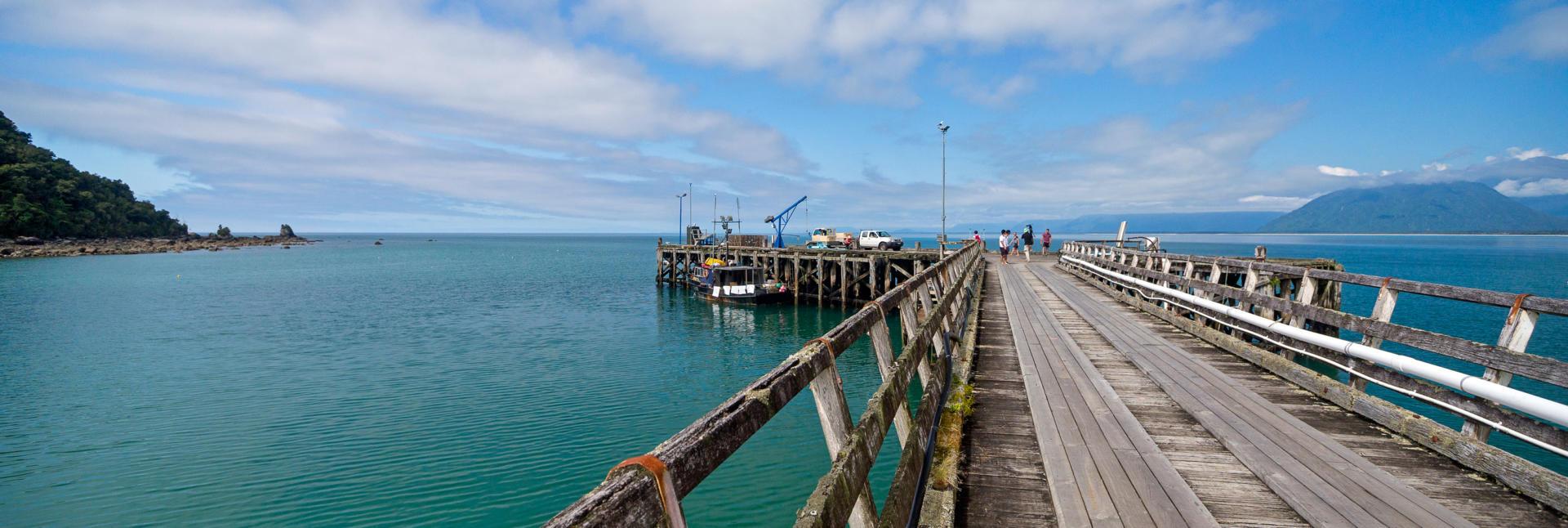 West Coast Jackson Bay 02 P